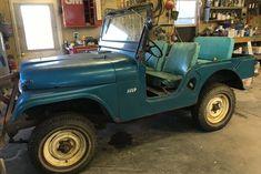 Jeep CJ5 Original Find With 15,643 Miles! - http://barnfinds.com/77935-2/