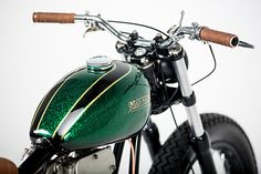 '60 Matchless 3GLS - Rock Solid Motorcycles