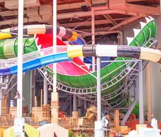 Travel to the Pocono Mountains and try the magnificent Venus SlydeTrap only at #Aquatopia!