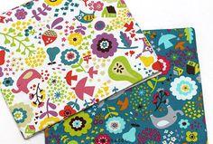 Scandinavian Fabric Scandinavian Pattern 44x35 100% by KoreaBacol