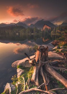 Strbskie Pleso, by Ensu Photography. Beautiful Photos Of Nature, Beautiful Nature Wallpaper, Nature Images, Nature Photos, Beautiful Landscapes, High Tatras, Reflection Photography, Nature Photography, Landscape Pictures