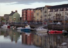 Dungarvan Ireland. One of the most beautiful places I've ever been