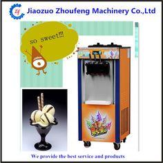 Soft icecream machine ice cream maker