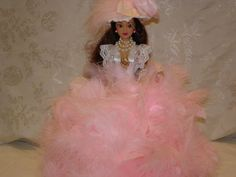Victoria 12 Brown hair Barbie Doll by debbiewomack on Etsy, $28.99