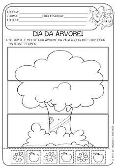 Atividade pronta - Dia da Árvore