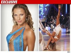 remember Edyta Silwinska from Dancing with the Stars
