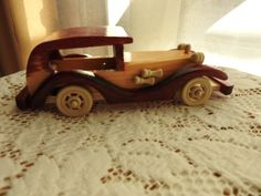 Wooden car toy Wood Car Toy montessori car montessori by JadAngel