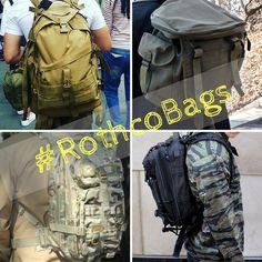 2f3c30c762 Rothco Bags   Packs. Canvas Duffle BagCanvas Messenger ...