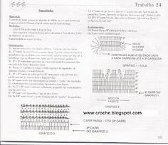sapatinho e luvinha 2 - baby | Receitas do Croche Croche!