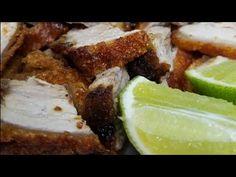 CHICHARRON DOMINICANO - Como hacer Chicharon Muy fácil y rápido 2020 - YouTube Chicharrones, French Toast, Breakfast, Youtube, Food, Morning Coffee, Essen, Meals, Youtubers