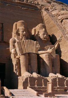 Egyptian Art | Tutt'Art@ | Pittura * Scultura * Poesia * Musica |