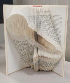 Microphone folded book Original pattern by Rebekah Byrne-Wade