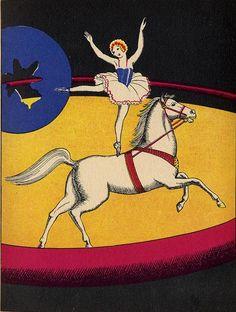 The Children's Circus Book, 1934