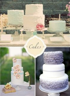 Shabby Chic Cakes 2, ideas and trends cakes confections