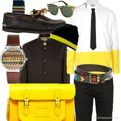 Retro?! | Men's Outfit | ASOS Fashion Finder (made by me) #ASOSFashionFinder