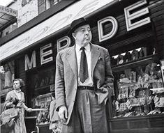 Doisneau, Prévert, 1955