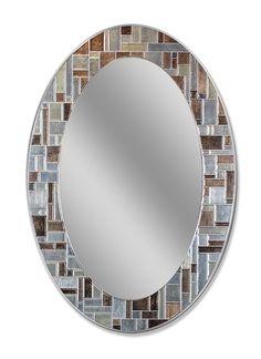Windsor Oval Mirror (1201)