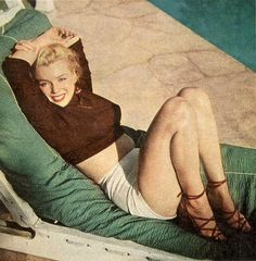 Marilyn Monroe. by shadees, via Flickr
