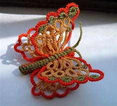 Image result for First Needle Tatting Patterns