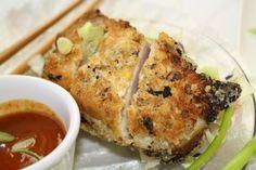 Japanese-style Pork Chops Tonkatsu for #SundaySupper - Asian In America