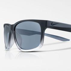 c41bb8b929c Nike Essential Chaser Multi-Sport Men Women sport sunglasses MATTE BLACK   CRYSTAL CLEAR FADE