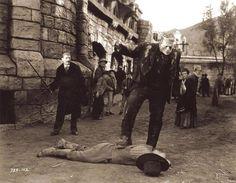 "Rare still from ""The Bride of Frankenstein"" 1935)"