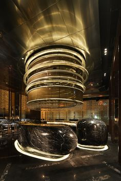EI is a bar in the W hotel which launched in the third largest city of China