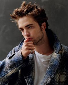 """""""I don't just want to be filming stuff if I dont understand the point. It just makes me kind of sad."""" Playing a criminal with mental illness has brought the recovering Twilight star his best reviews and a new attitude about filmmaking. At the link in bio read more about Robert Pattinson's latest reinvention in 'Good Time.' Photograph by @Bruce_Weber for V.F. December 2009. via VANITY FAIR MAGAZINE OFFICIAL INSTAGRAM - Celebrity  Fashion  Politics  Advertising  Culture  Beauty  Editorial…"""