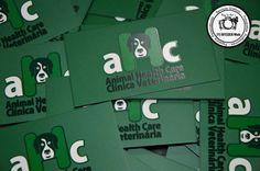 cartões de visitas BOPP verniz localizado F/V