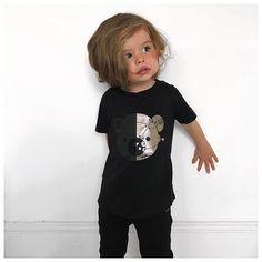 Hair Looks, Personality, Kids Fashion, T Shirts For Women, Instagram, Hairdos, Junior Fashion, Babies Fashion, Fashion Children