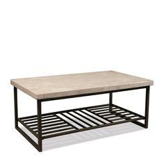 Riverside Furniture Capri Coffee Table