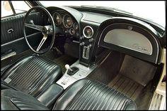 S74 1963 Chevrolet Corvette Split Window Coupe 327/340 HP, 4-Speed