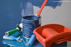 Sorteo chalk paint para renovar una habitación: paredes y muebles
