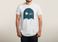 """""""The Ghost of The Mountains"""" by aparaat on men's t-shirts   Threadless"""