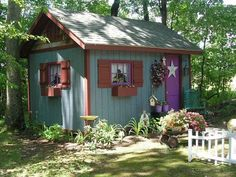 Five Absolutely Adorable Garden Cottages - Articles :: Networx