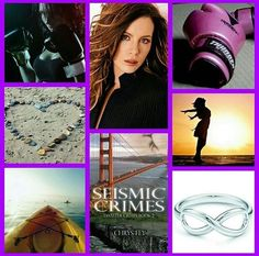 Beth Kennedy may not know everything about Donovan, but she can't deny what she feels for him. It's her love for him that pushes her to do whatever she has to do to help him get justice, including putting herself in a criminal's crosshairs. #romance #suspense #earthquake #california #bookstoread #books