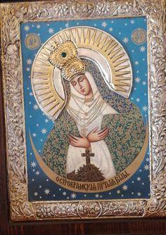 Acatistul Maicii Domnului la vreme de ispită și necazuri mari – Lumina Din Iubire