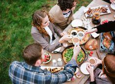 spring picnic.