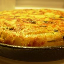 Ma recette du jour : Tortilla au chorizo sur Recettes.net