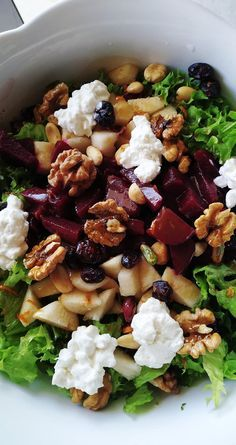 Cobb Salad, Summer Salads, Salad Dressing, Salad Recipes, Side Dishes, Recipies, Sweet Home, Food And Drink, Kung Pao Chicken