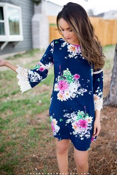 The Juniper Outfit Summer Fall Spring Winter Trendy Edgy Cute Fashion Cl Outfit Cute Fashion, Boho Fashion, Spring Fashion, Winter Fashion, Fashion Dresses, Spring Dresses With Sleeves, Boutique Clothing, Fashion Boutique, Summer Outfits Women