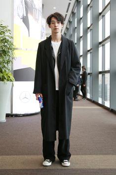 NOTE/IDEA : coat/blazer, pants - pattern/style