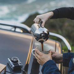 'Kaffeemoment in der #Natur  #nature #coffee #kaffee #liebe #outdoor