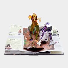 Star Wars A Pop-Up Guide to the Galaxy (HC) | MoMA Store