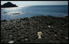 "Giant's Causeway, Ireland.     ""It's quite hard to believe this isn't man-made, but was formed as a result of volcanic activity in the area."""