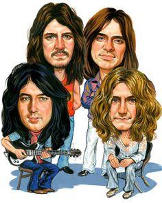 Led Zeppelin | Led Zeppelin (Team) - Comic Vine