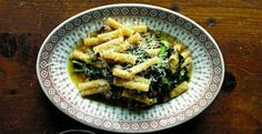 Ziti with Broccoli Rabe and Sausage | KitchenDaily.ca