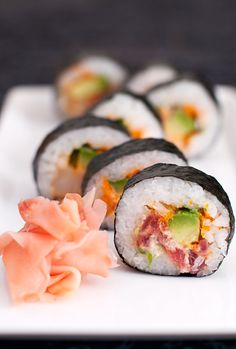 good sushi recipes