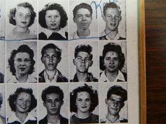 1943 STAN FREBERG Alhambra City High School California YEARBOOK Alhambran
