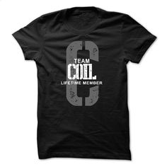 Coil team lifetime member ST44 T Shirt, Hoodie, Sweatshirts - design t shirts #fashion #T-Shirts